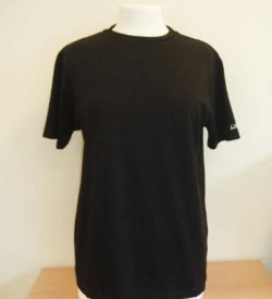 Bamboe t-shirt zwart